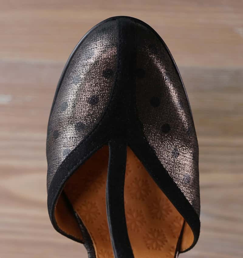 JOREL BRONZE CHiE MIHARA shoes