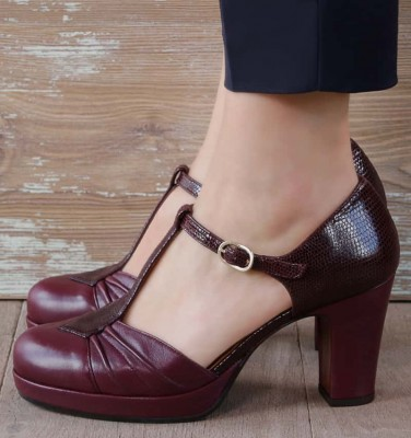 JUDETA GRAPE CHiE MIHARA shoes