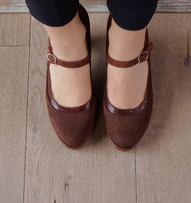 JUNA TERRA CHiE MIHARA zapatos