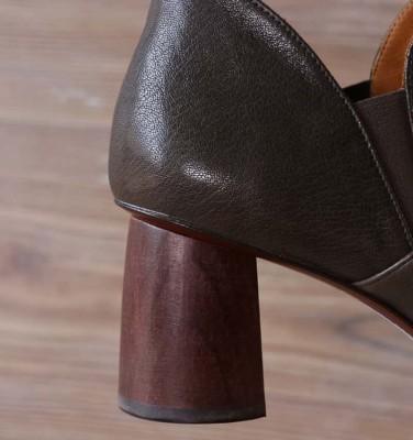 LUVAN GREY CHiE MIHARA botas