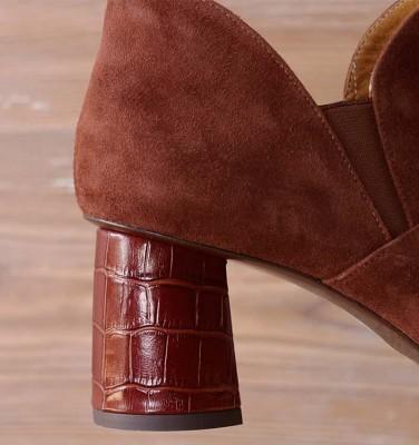 LUVAN-P TERRA boots CHiE MIHARA