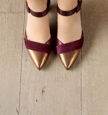 VOTULA BRONZE CHiE MIHARA shoes