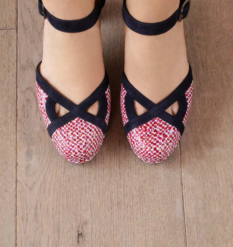 JANIS CHERRY CHiE MIHARA shoes