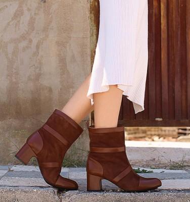 NADEL TERRA boots CHiE MIHARA
