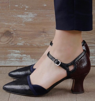 VUTIN BLACK CHiE MIHARA shoes