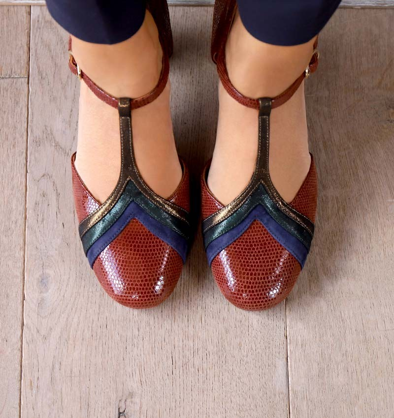 WALKI TERRA CHiE MIHARA shoes