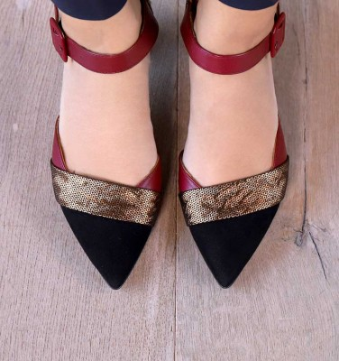 VOTULA GRAPE CHiE MIHARA shoes