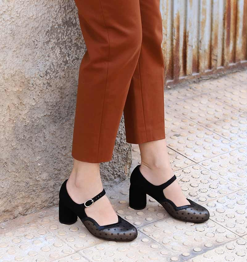 MONIT BRONZE CHiE MIHARA shoes