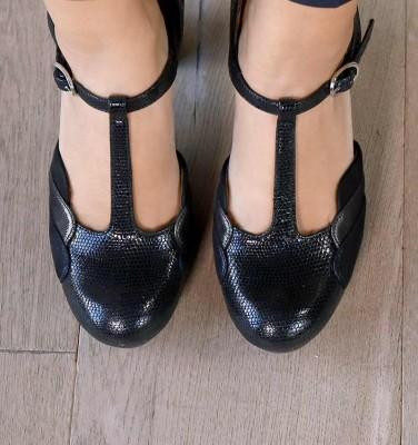 DIDO BLACK CHiE MIHARA chaussures