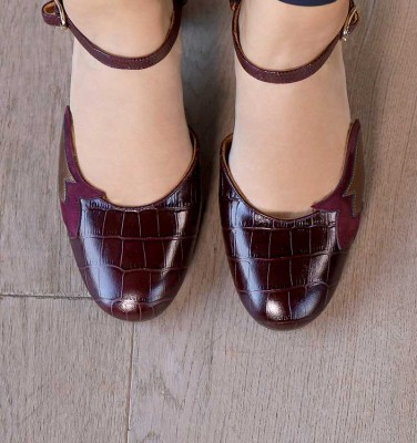 WABAN GRAPE CHiE MIHARA shoes