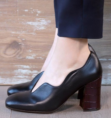RANCE BLACK CHiE MIHARA chaussures