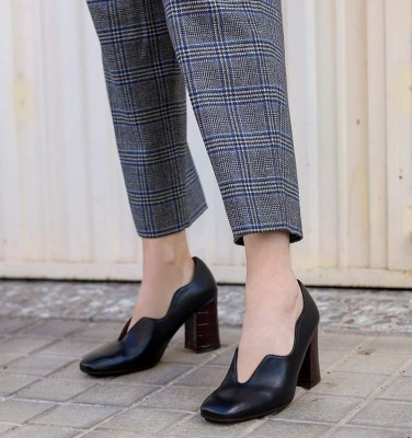 RANCE BLACK CHiE MIHARA shoes