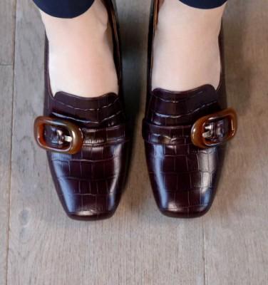 RAIDIS TESTA CHiE MIHARA zapatos