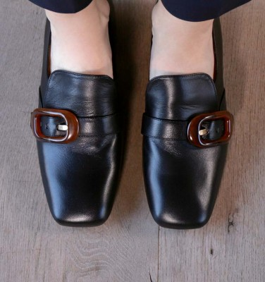 ZAZI BLACK CHiE MIHARA shoes