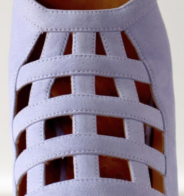 ALEN LAVANDER CHiE MIHARA sandals