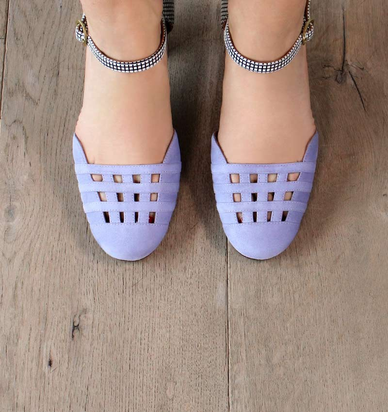 IGAR LAVENDER CHiE MIHARA chaussures