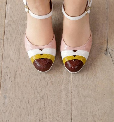 JACO BROWN CHiE MIHARA shoes