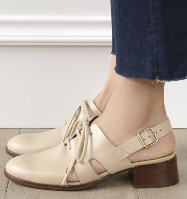 SALIMA NUDE CHiE MIHARA chaussures