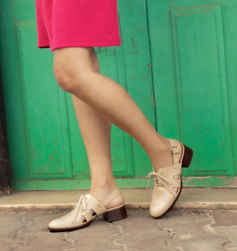 SALIMA NUDE CHiE MIHARA shoes