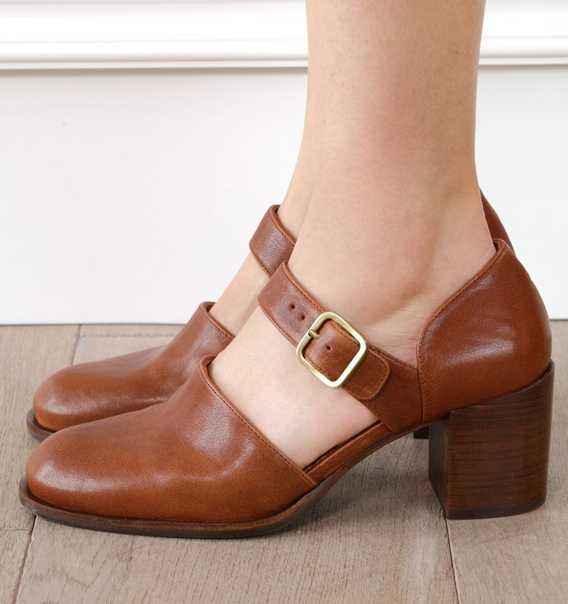 TUBAL TERRA CHiE MIHARA chaussures