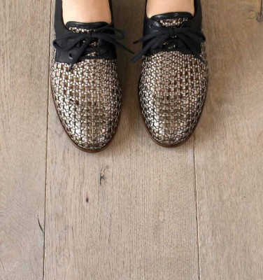 SAGAL SILVER CHiE MIHARA shoes
