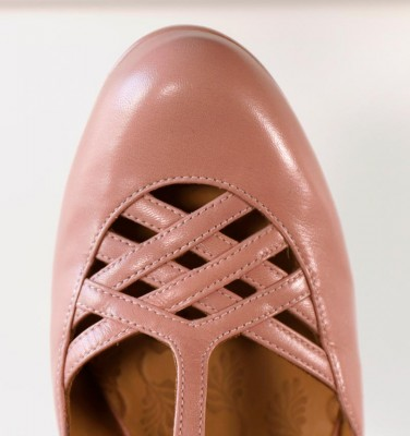 JAZZY DARK PINK CHiE MIHARA shoes