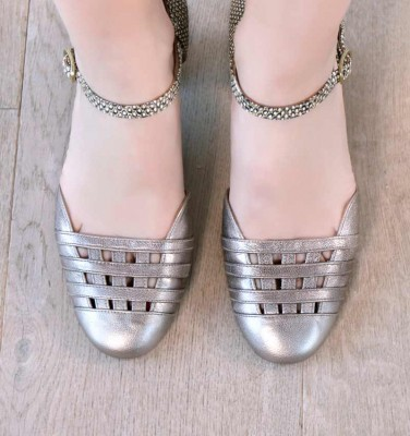 IGAR SILVER CHiE MIHARA shoes