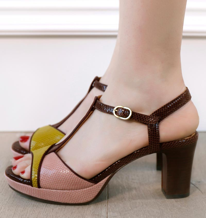 NATI CURRY CHiE MIHARA sandals