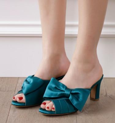 ANALIS BLUE CHiE sandals