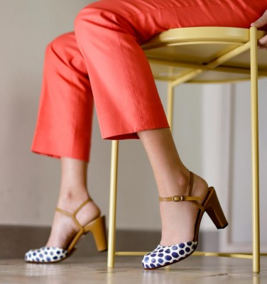 KOLA OCHER CHiE MIHARA shoes