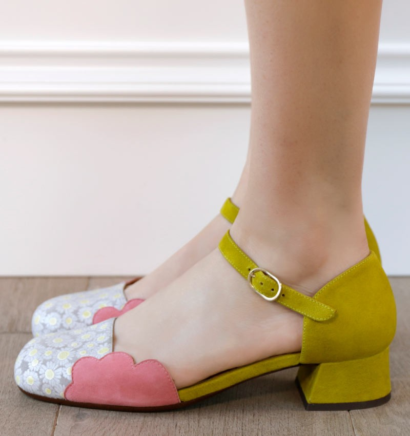 GALE GREY CHiE MIHARA shoes