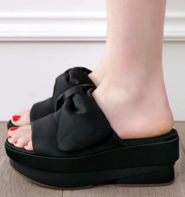 DR-DREAMY BLACK CHiE MIHARA sandals