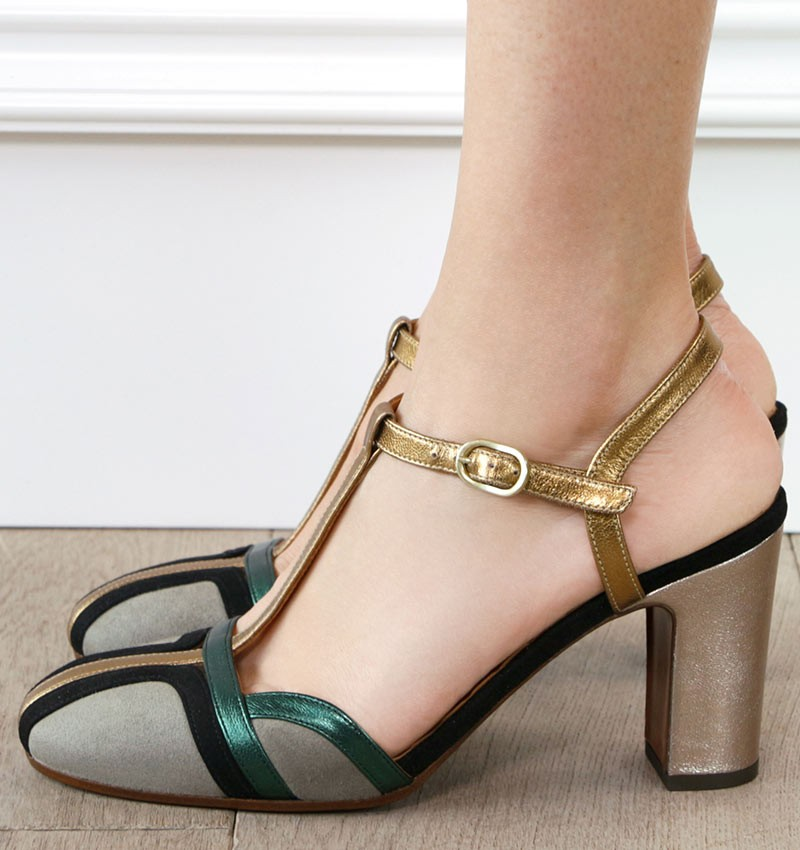 INMA BRONZE CHiE MIHARA shoes