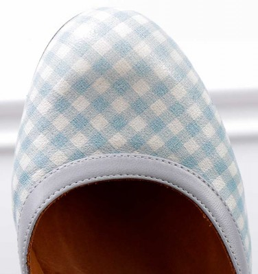 QUISA BLUE CHiE MIHARA shoes