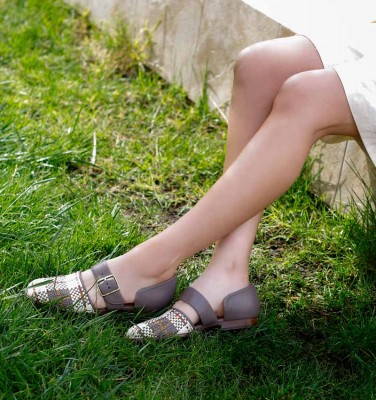 YESA WOVEN CHiE MIHARA shoes