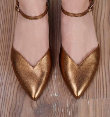 R-RIAL BRONZE CHiE MIHARA shoes