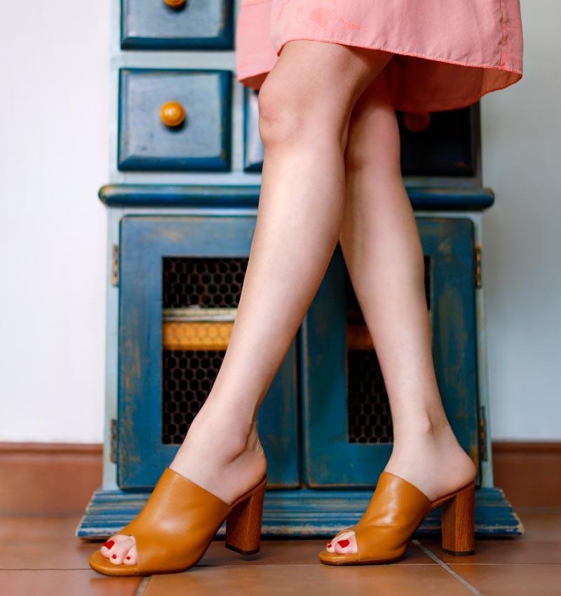 BAMI TAN CHiE MIHARA sandals