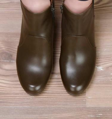 HERITA GREEN CHiE MIHARA bottes