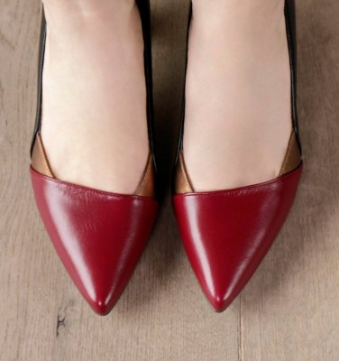 VOLKA RED CHiE MIHARA shoes