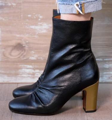 WAURA BLACK CHiE MIHARA boots