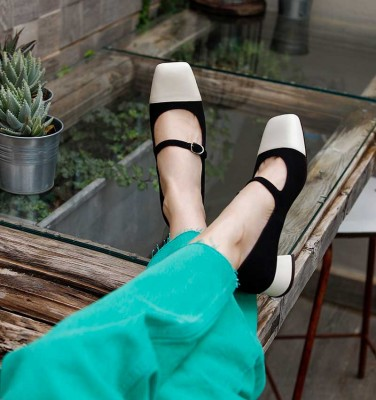 REGIA OFF-WHITE CHiE MIHARA shoes