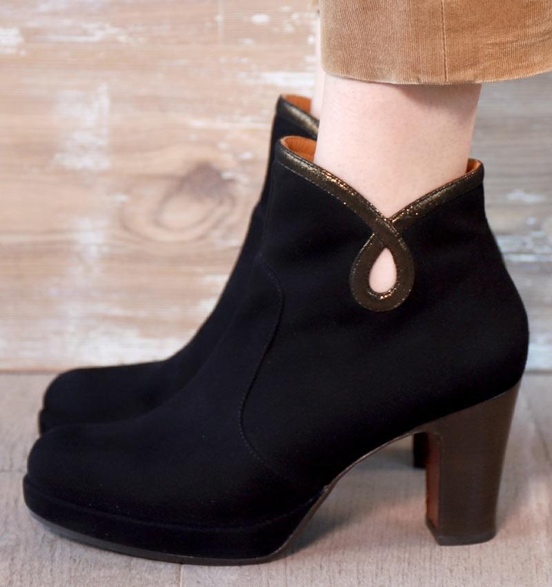 JUDELA BLACK CHiE MIHARA botas