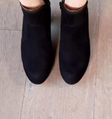 JUDELA BLACK CHiE MIHARA boots