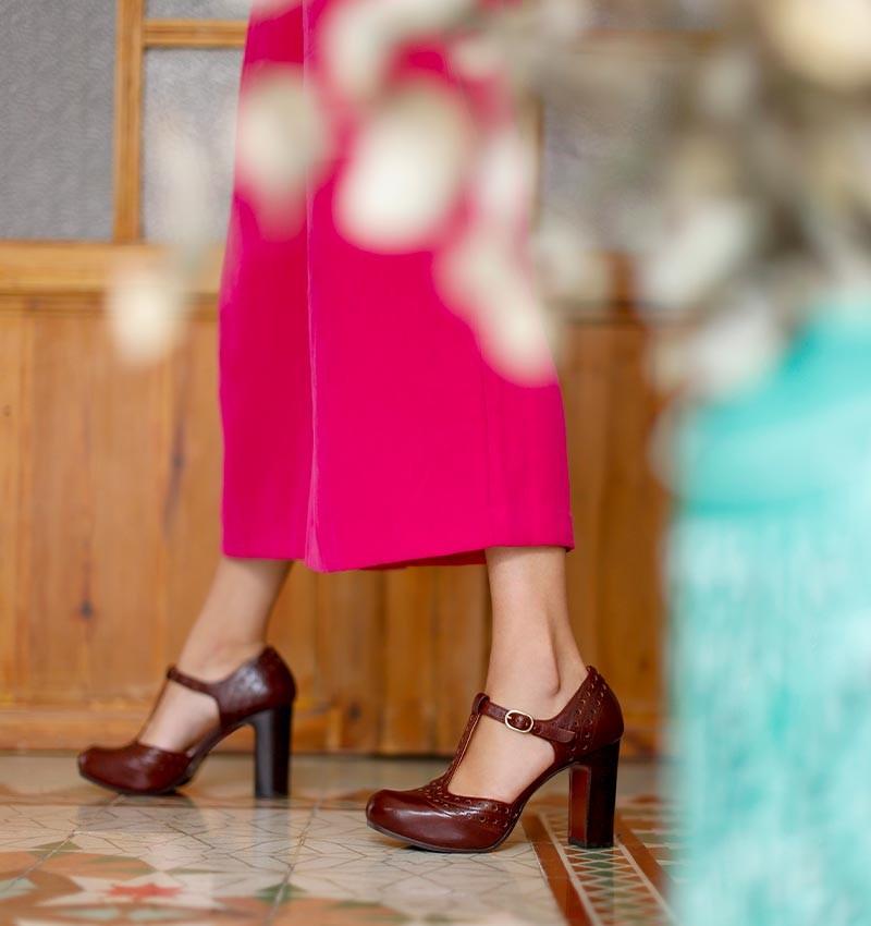 YERU TERRA CHiE MIHARA zapatos