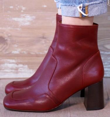 PASTIS GRAPE CHiE MIHARA boots