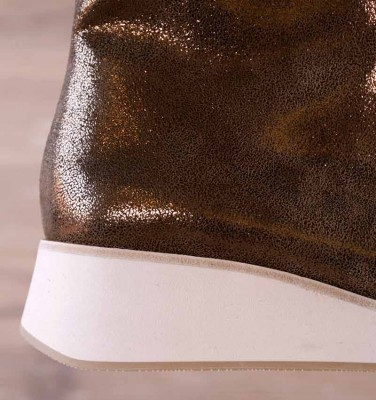 ZOPRA GOLD CHiE MIHARA boots