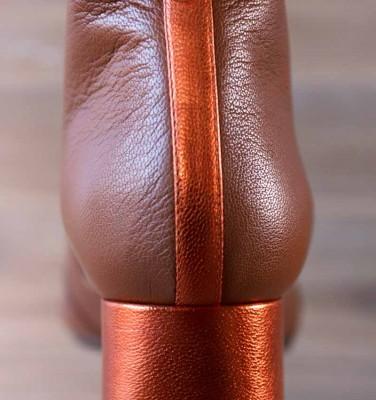 VOLSHOI BROWN CHiE MIHARA botas