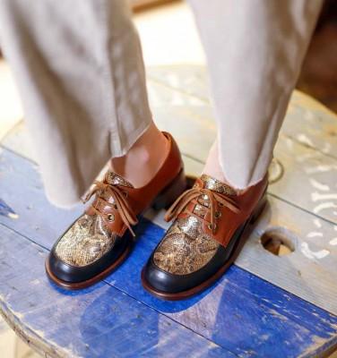 TUDU TERRA CHiE MIHARA shoes