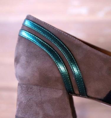 RAKI BLACK CHiE MIHARA chaussures