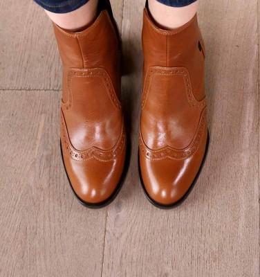 OGUN BROWN CHiE MIHARA botas